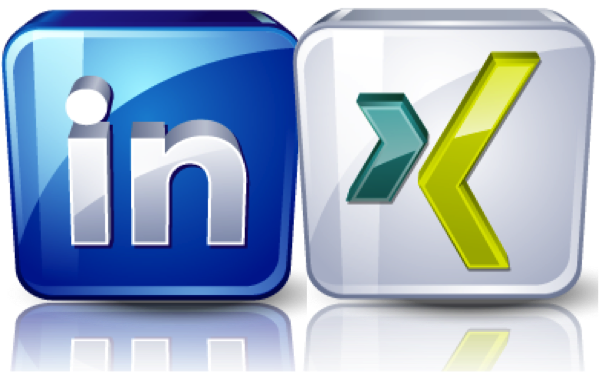 Quelle: http://www.networkfinder.cc/wp-content/uploads/Xing_LinkedIn_Logos_3d.png